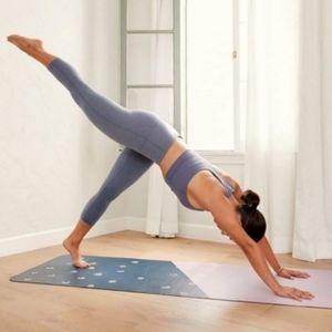 NWOT Anthropologie Travel Yoga Mat